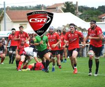 Match de rugby - Annonay