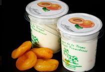 Le Petit Franchesse Yaourts à l'abricot Ⓒ Site internet - 2020