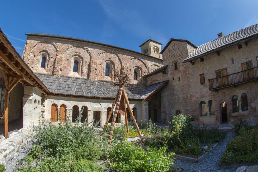 Abbaye de Boscodon - Le Naturographe - © Abbaye de Boscodon - Le Naturographe