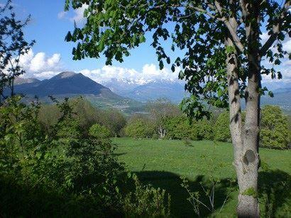 Gîtes de la Montagne - Paysage