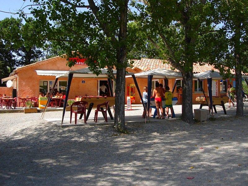 bar - snack - resto - © Camping du Lac