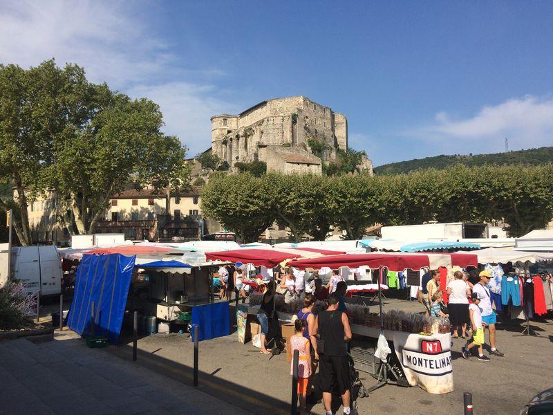 Marché hebdomadaire - La Voulte-sur-Rhône