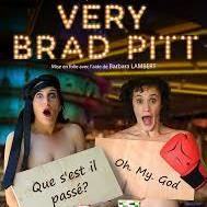 Very Brad pitt
