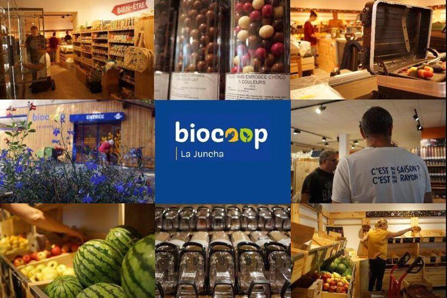 Biocoop La Juncha - © Biocoop La Juncha