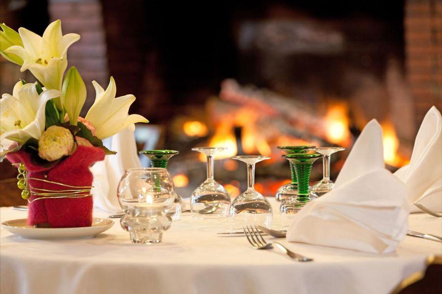 restaurant - © Pavillon Carina