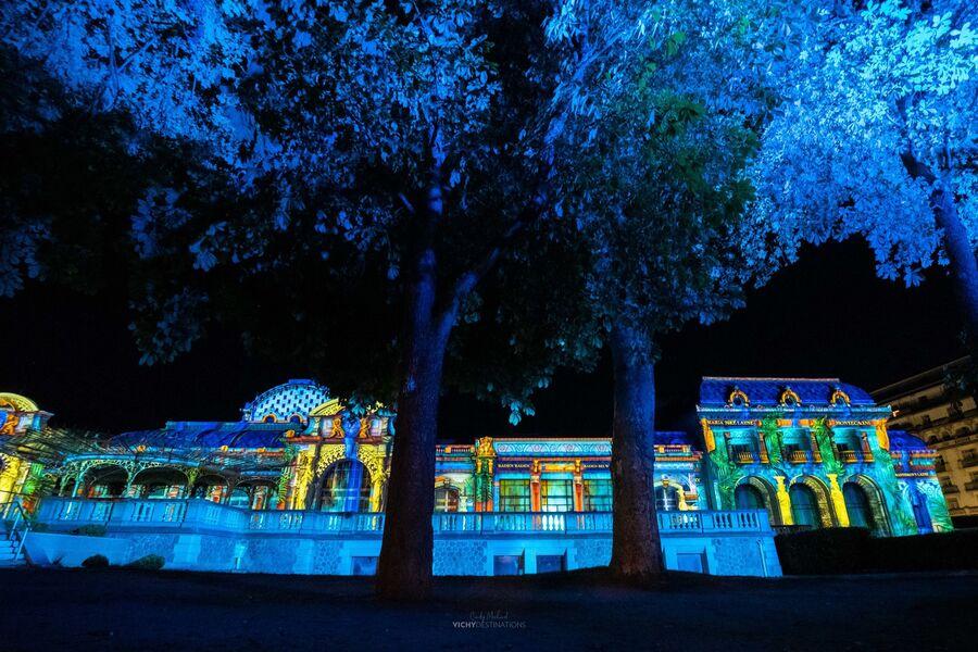 Lumières sur le Bourbonnais - Palais des Congrès - Opéra de Vichy