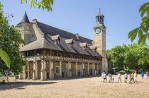 Château des ducs de Bourbon à Montluçon Ⓒ Luc OLIVIER