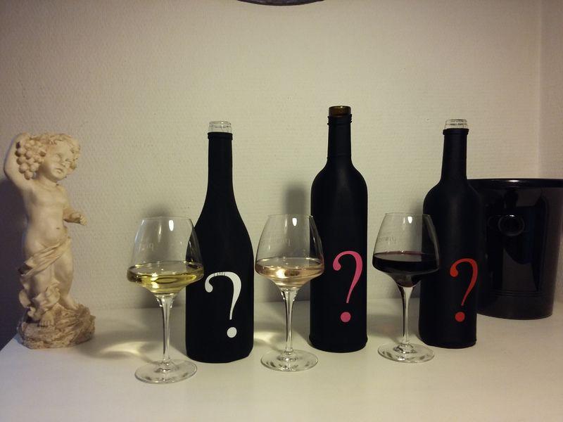 Atelier les 3 clefs du vin - © TKG