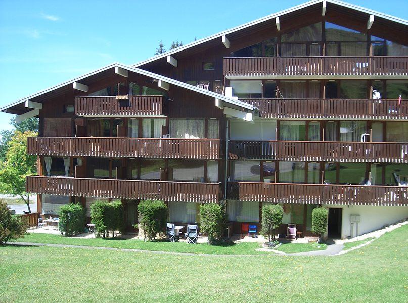 Studio cabine - Résidence Fleurs des Alpes