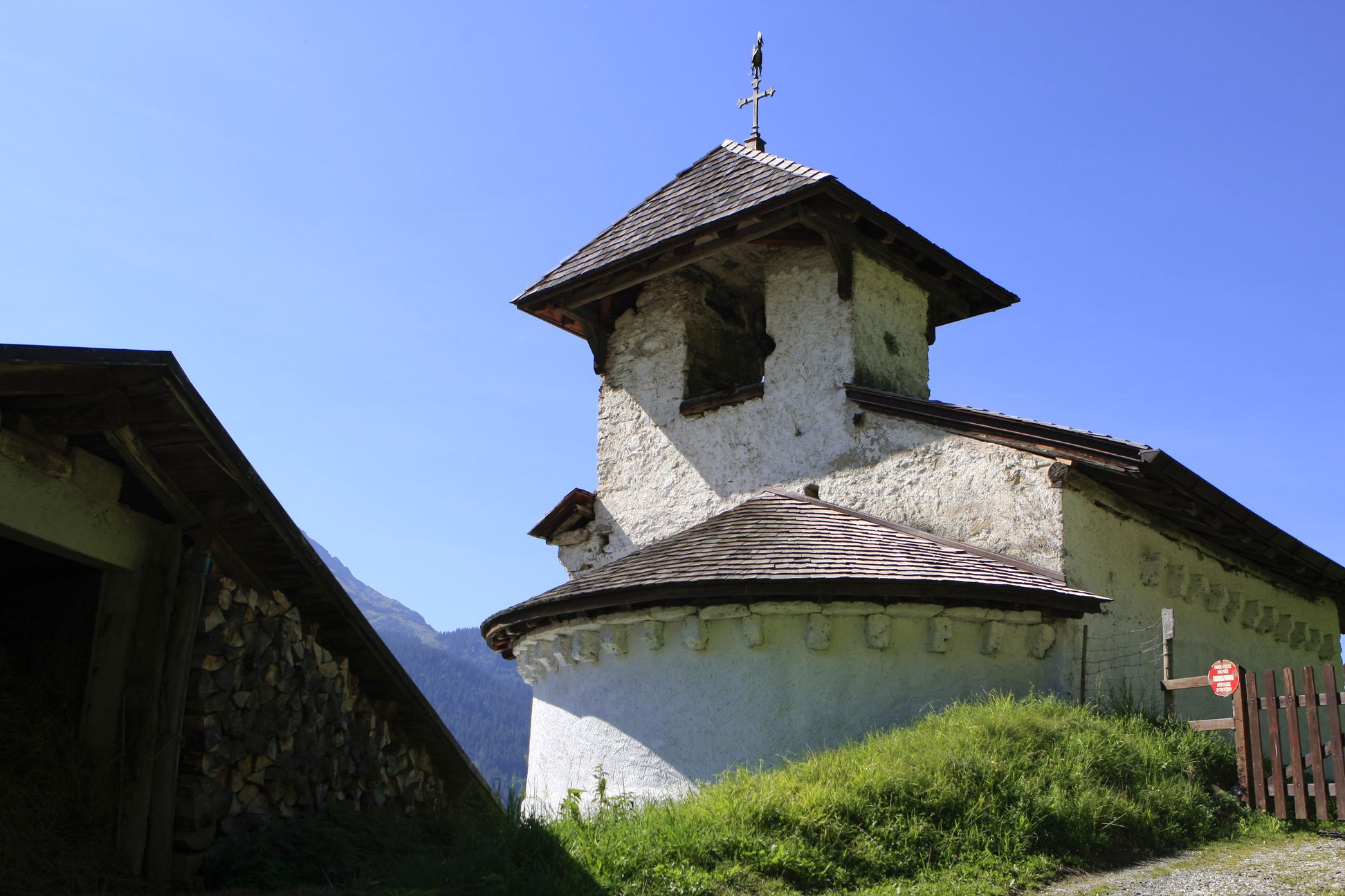 Ste Agathe chapel