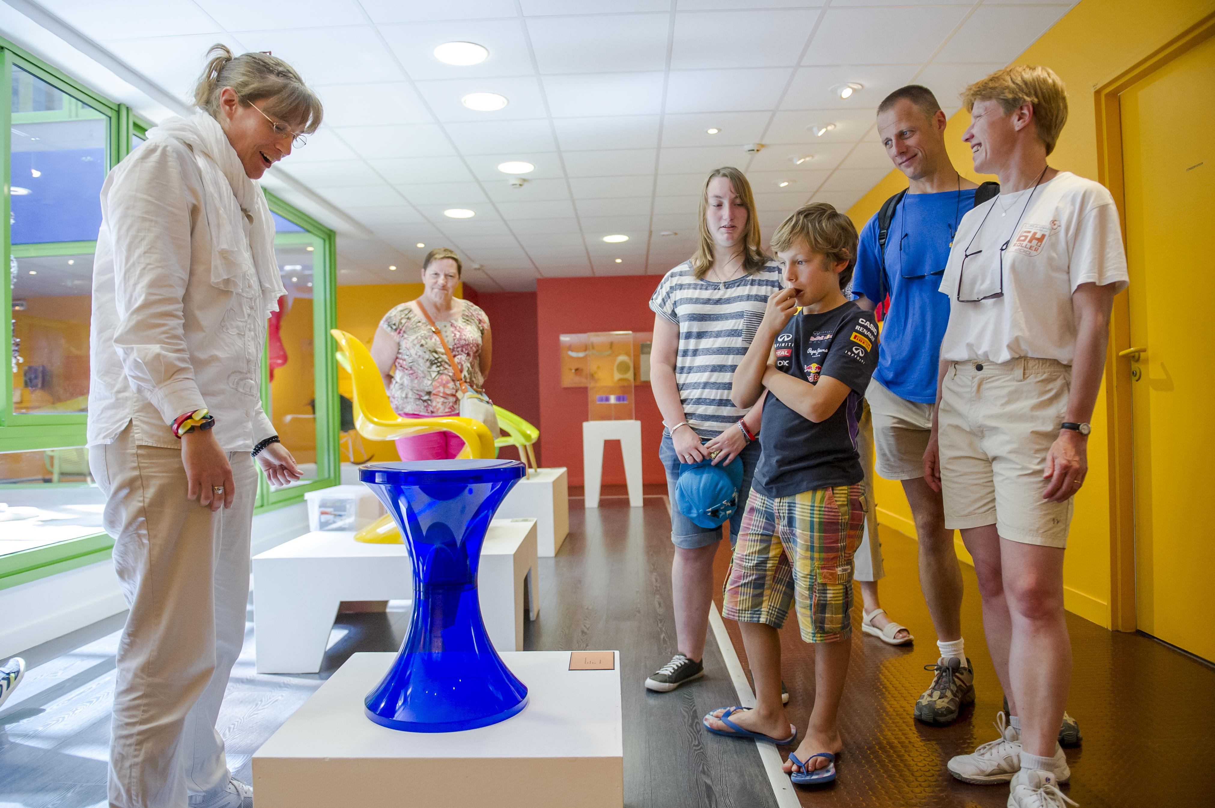Visite musée du Peigne et de la plasturgie Oyonnax