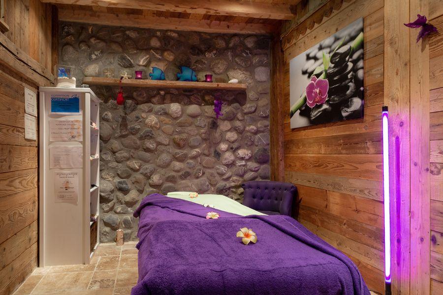 Valéri'n Massage // meublés classés en location sur le Massif des Brasses