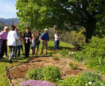 De Ferme en Ferme : Visite des jardins du Mas des Faïsses - Chassiers