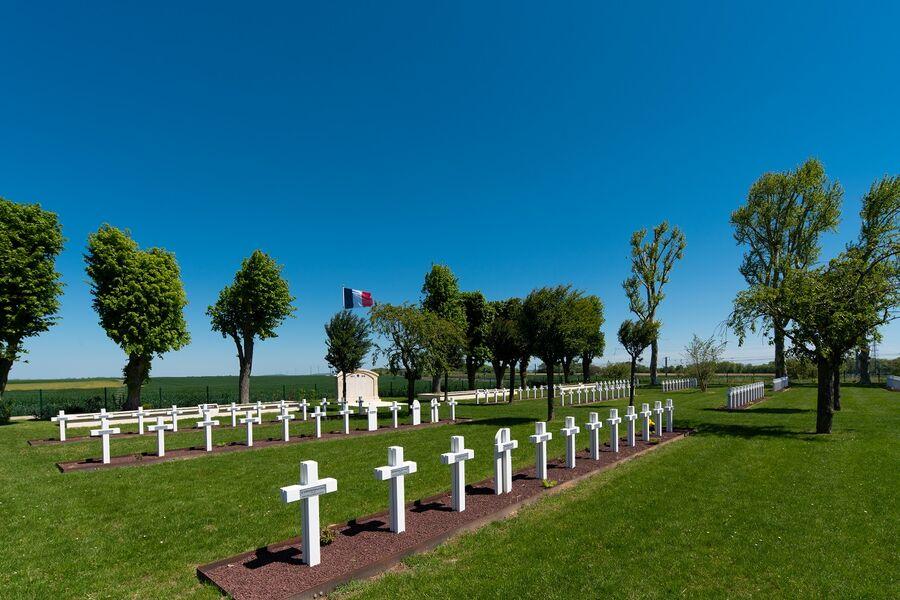 Nécropole Nationale de Chambry