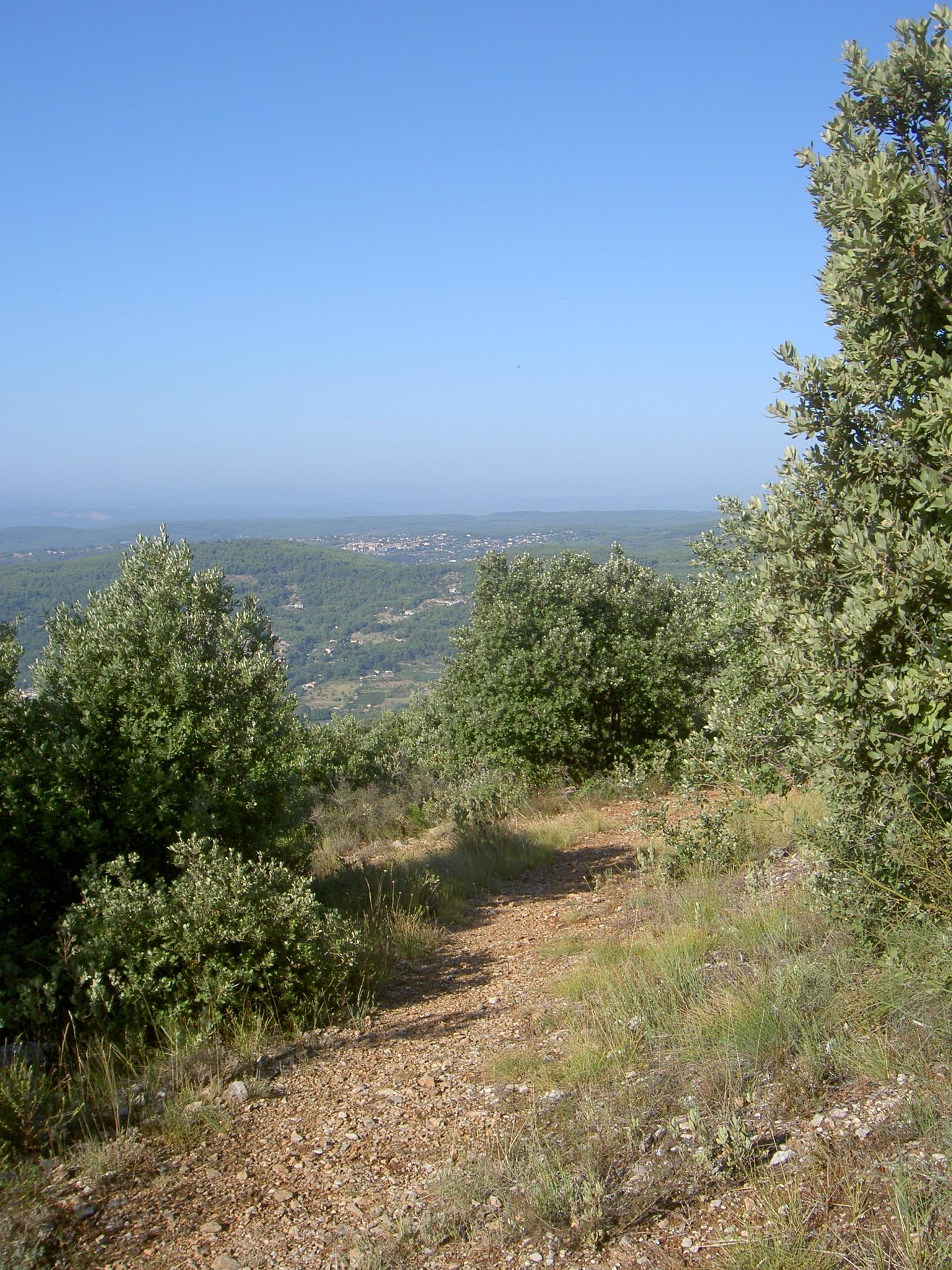 Randonnée pédestre - Draguignan - Sentier du patrimoine
