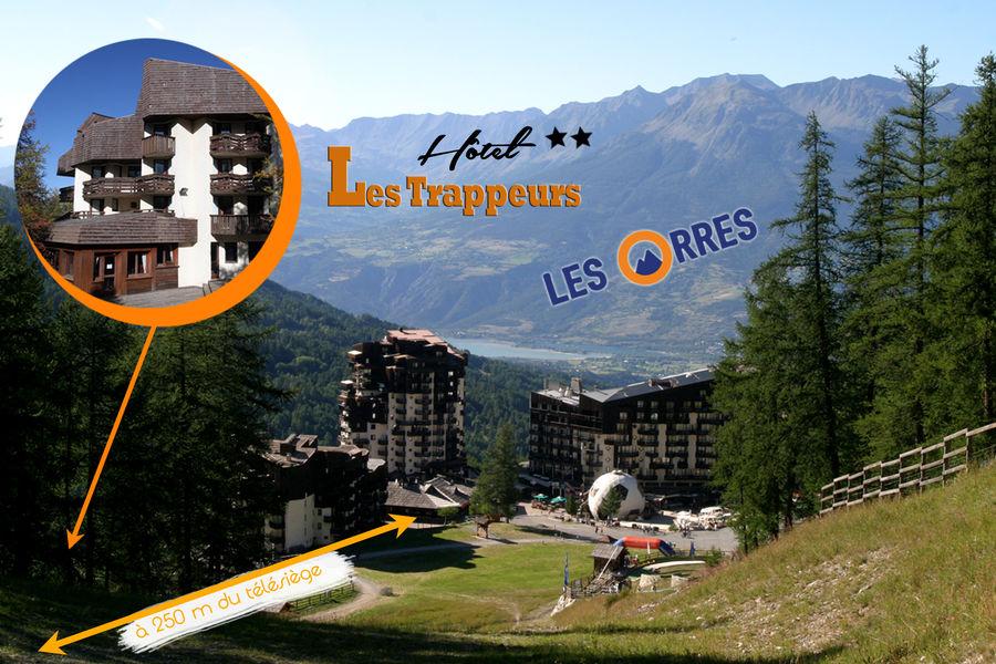 Les Trappeurs - © Côté Vacances