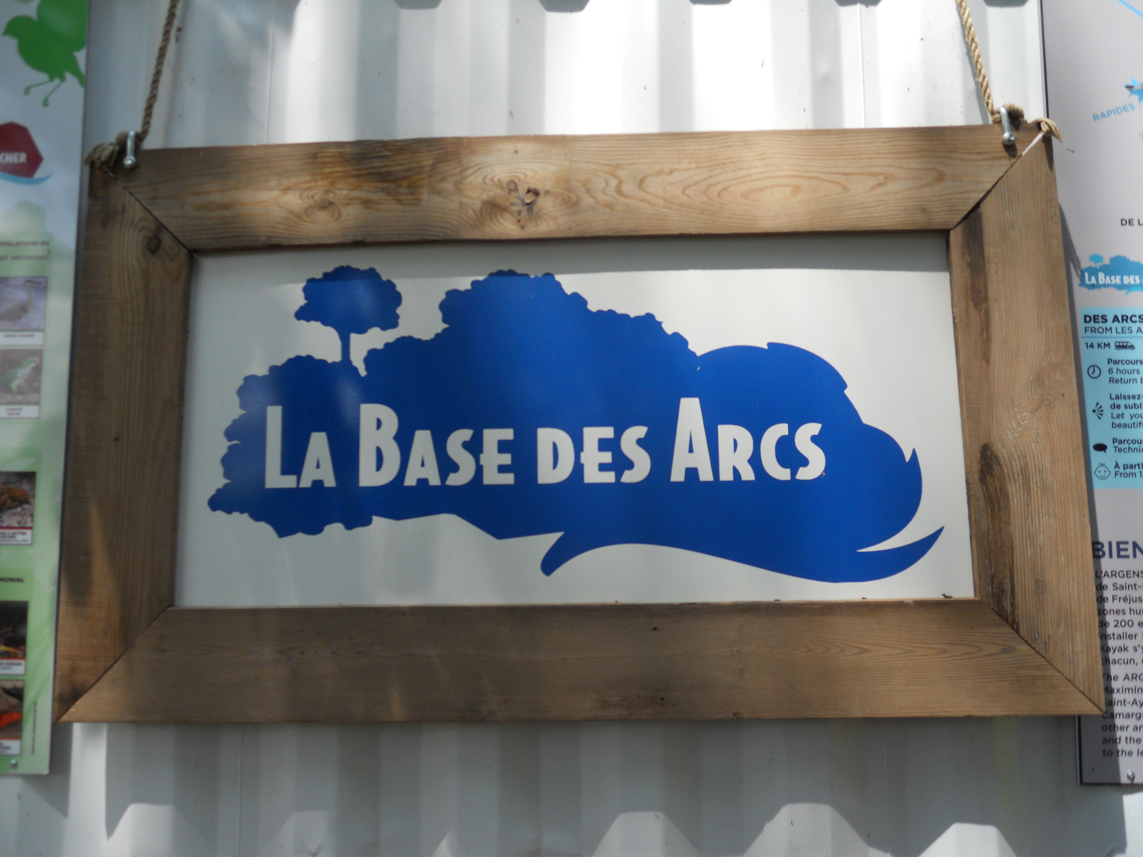 La Base des Arcs