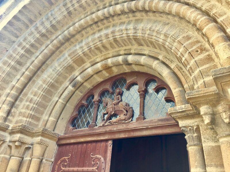 église Bourbon-l'Archambault