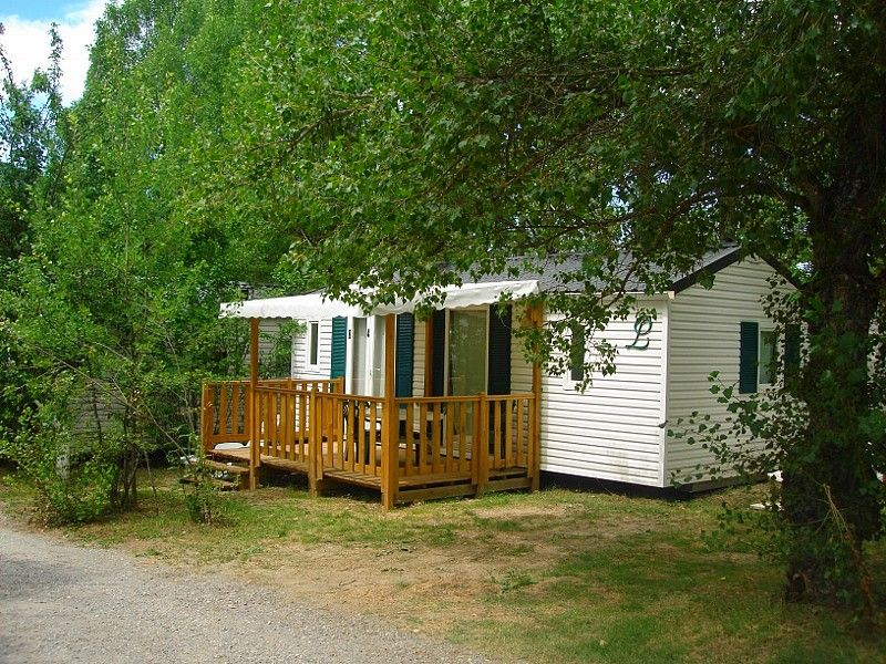 mobilhome 4/5 pers - © Camping du Lac