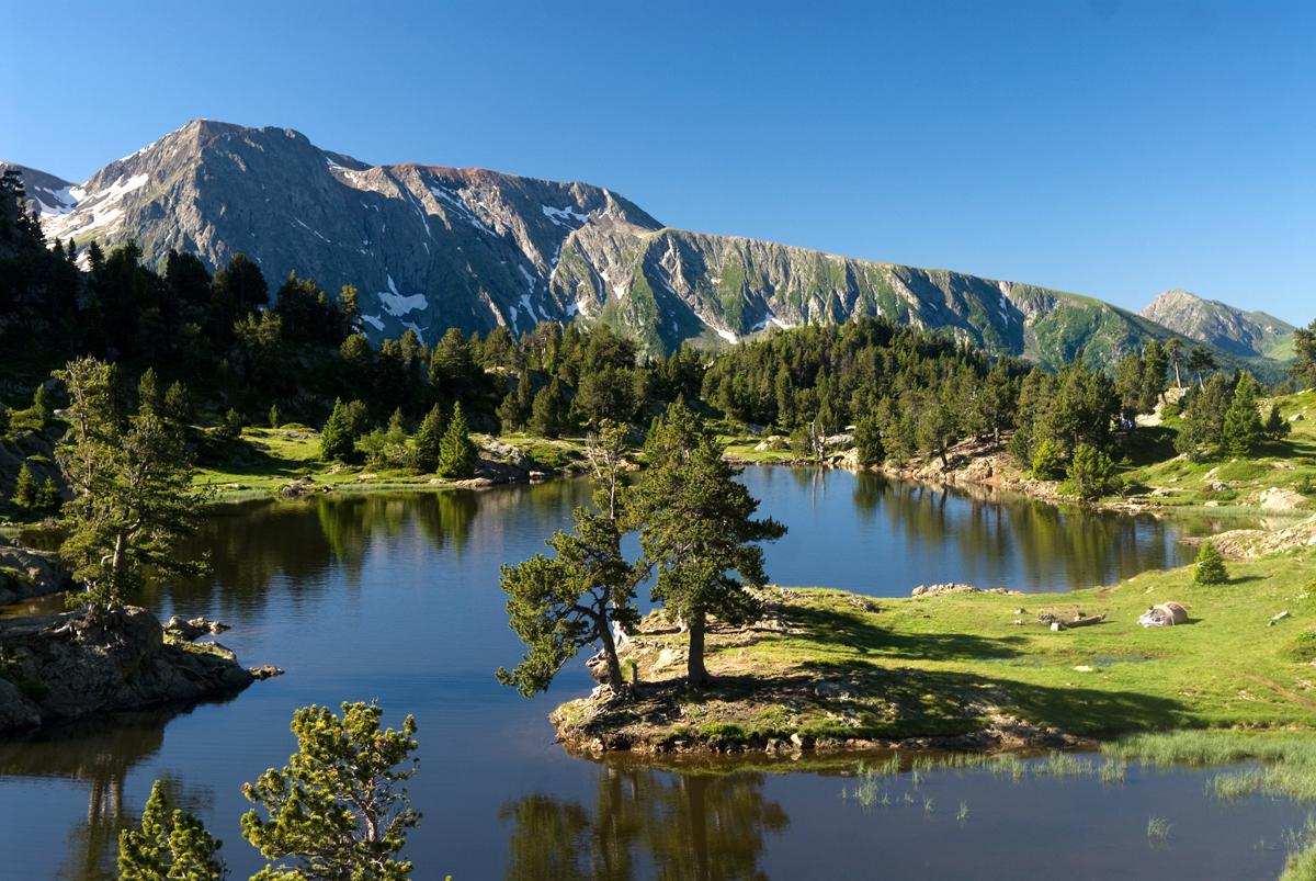 photo Lac Achard