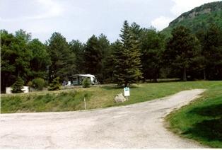 Camping à la Ferme les Chevrières