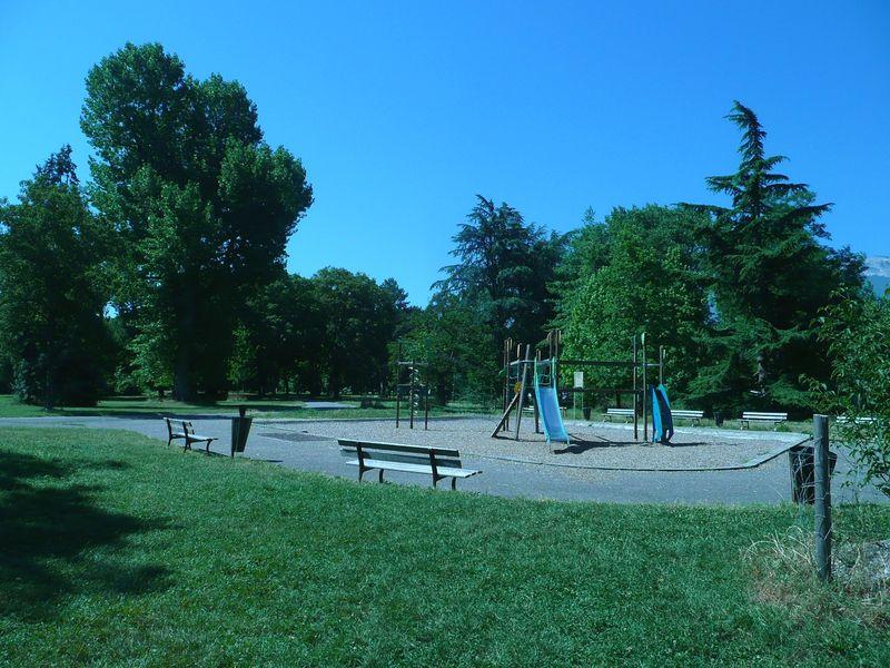 Parc des Champs Elysees