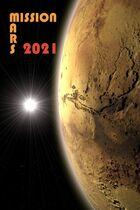 Mission Mars 2021 Affiche