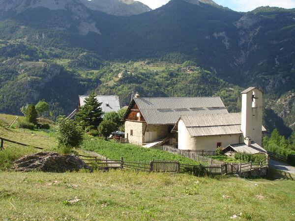 Le Riou Vert -Gîte d'étape/séjour - Château-Ville-Vieille -Queyras