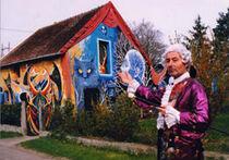 Maison couleurs du temps Monsieur Chop et sa maison Ⓒ Monsieur Chop