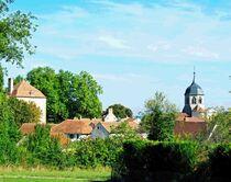 Notre-Dame-de-la-Défense Vue d'ensemble Ⓒ Commune Bellenaves