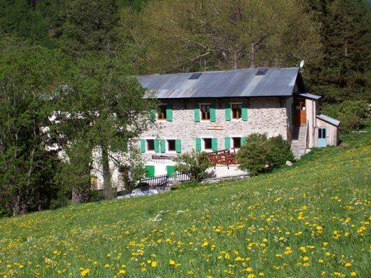 Gîte Refuge de La Monta -Gîte d'étape/séjour -Abriès-Ristolas -Queyras