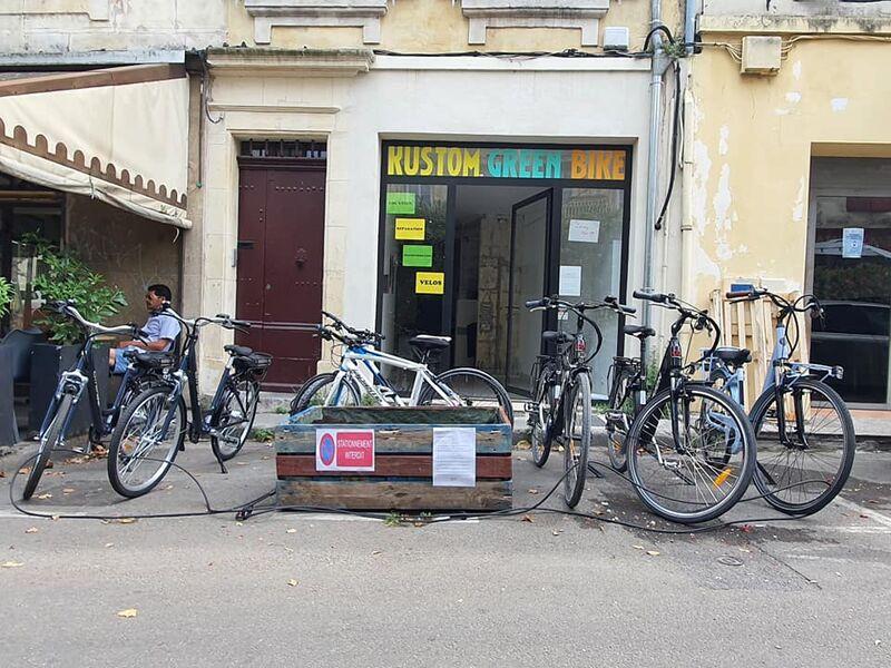 Kustom Green Bike - Location de vélos et conciergerie
