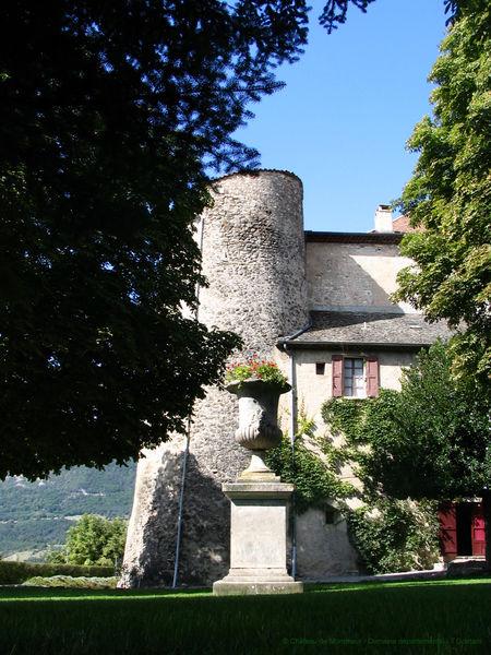 Château de Montmaur - © Château de Montmaur