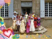 Anniversaire au Château des Bruneaux