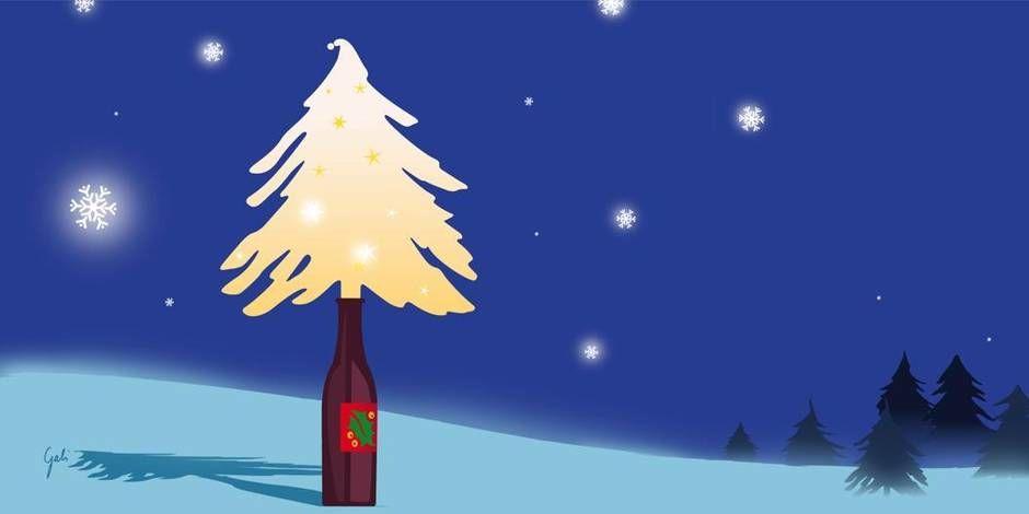 Marché de Noël à la Micro Brasserie Bière Kan Mêm ! - Colombier-le-Jeune