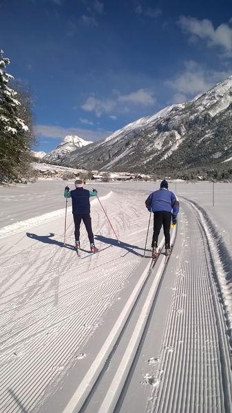 Plaine du Rosier - Ski  Clarée - © Guilaine CAILLOT
