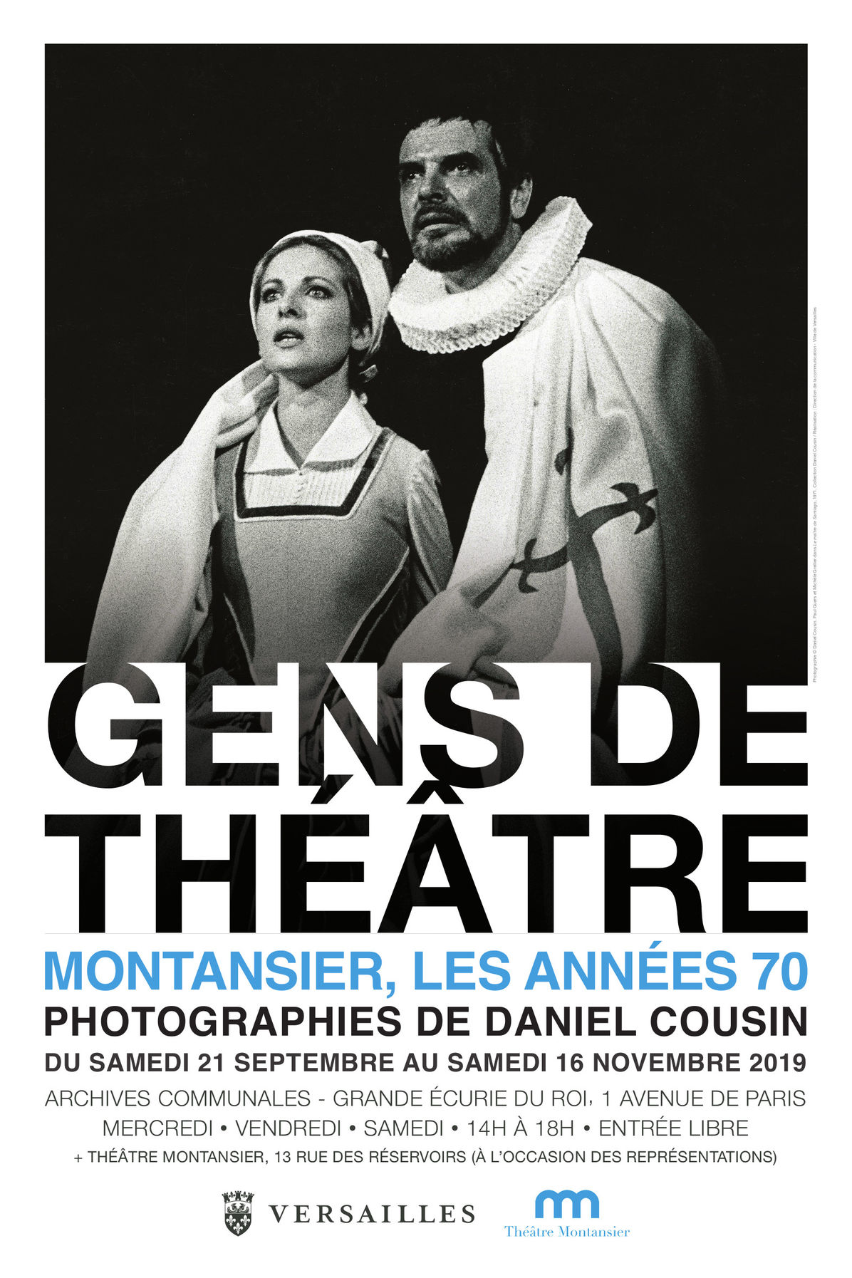 Exposition Gens de théâtre -...