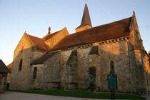 Église Saint-Loup Arrière du bâtiment Ⓒ Mairie de St-Hilaire - 2015