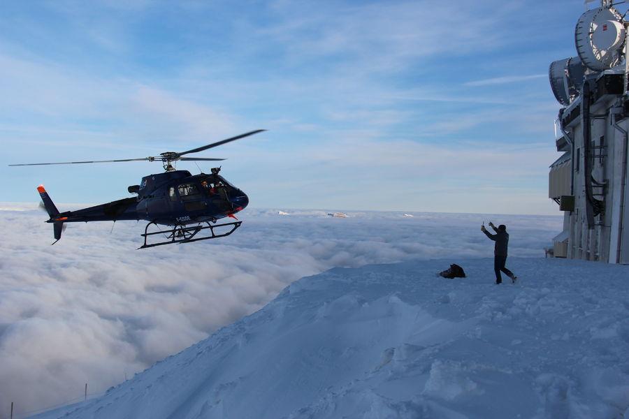 Hélicoptere de france 2018/1 - © HDF