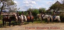 Granite Mountain Stables Séjour ados été 2016 Ⓒ Granite Mountain Stables