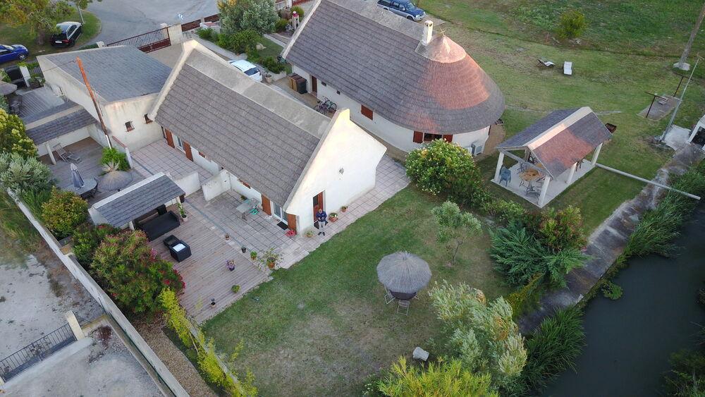 Cabane de Salin L'Avocette