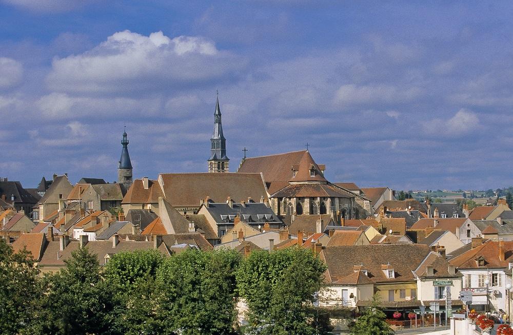 Saint-Pourçain-sur-Sioule Ⓒ Luc OLIVIER