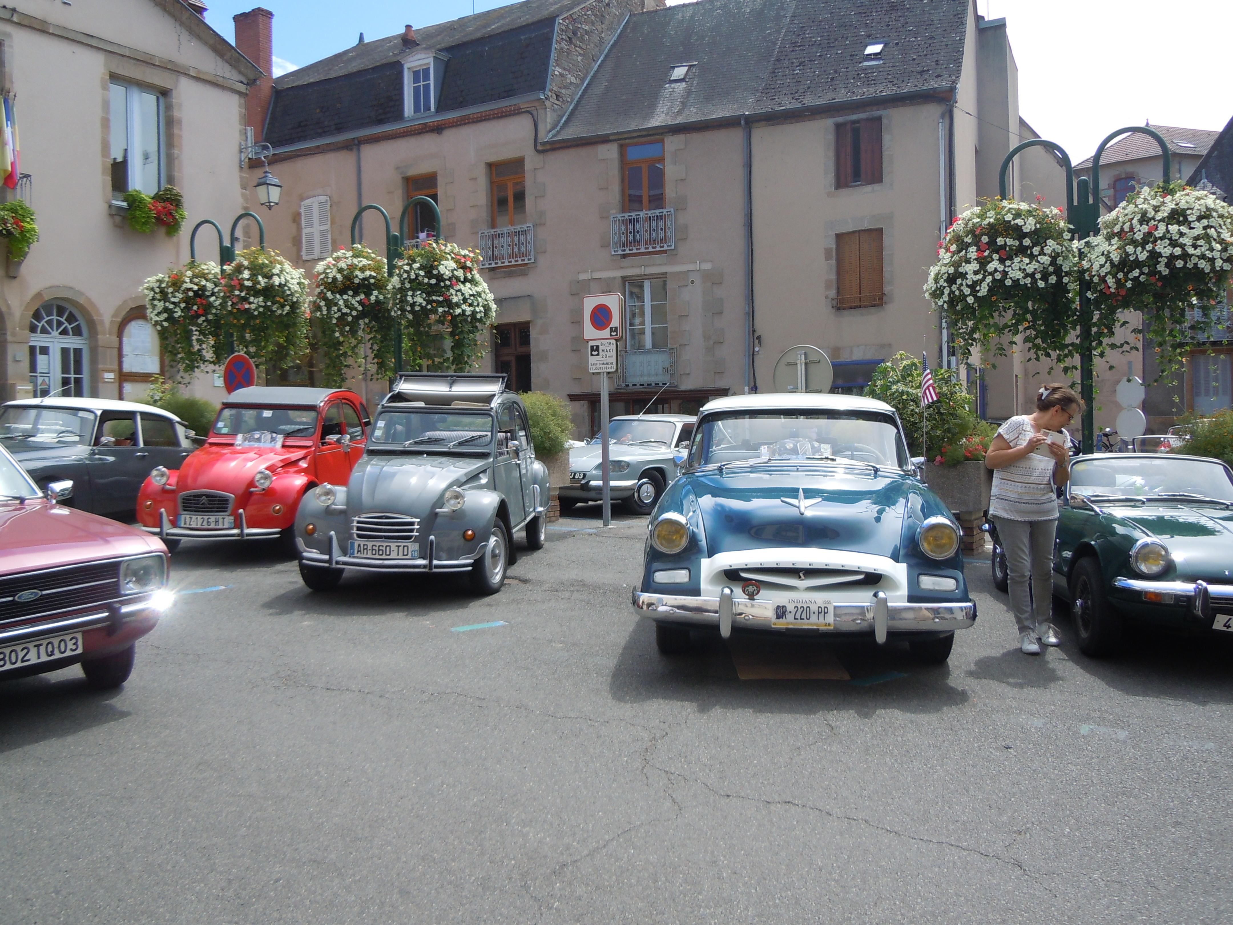 thermallier classique Ⓒ Office de tourisme de Néris-les-Bains