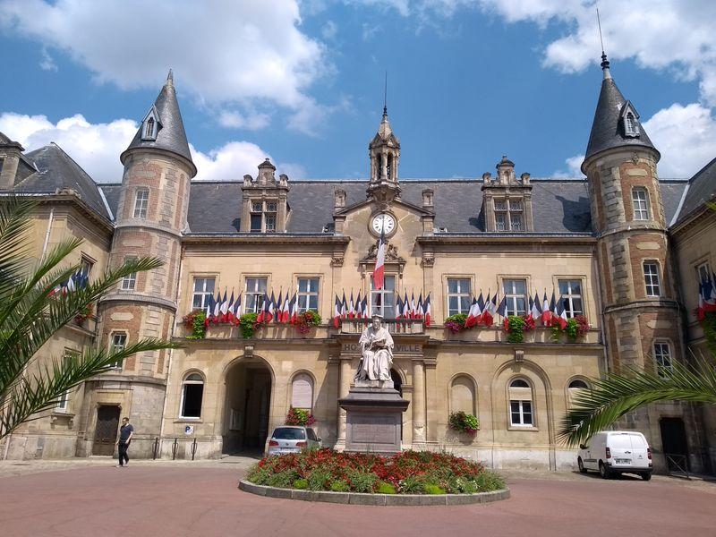 Hôtel de Ville - © Julien Meneret