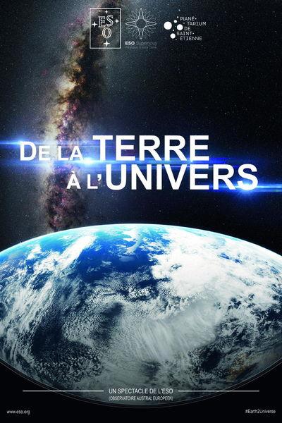 De la terre à l'univers