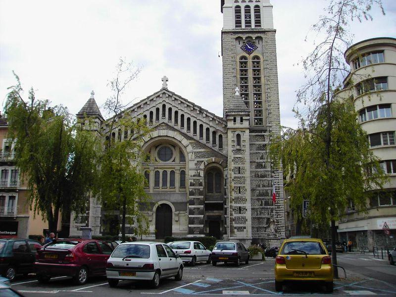 Basilique Saint-Joseph, Grenoble