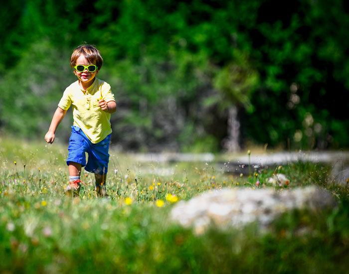 Enfant Les Orres - � Agence Kros - Rémi Fabrègue
