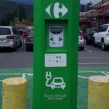 Carrefour Charging Station