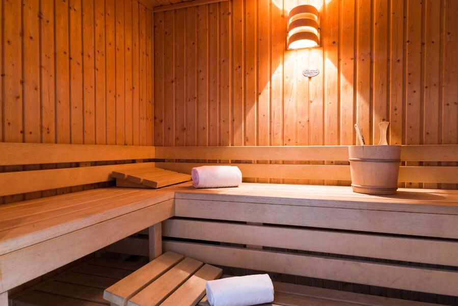 sauna - © le cap
