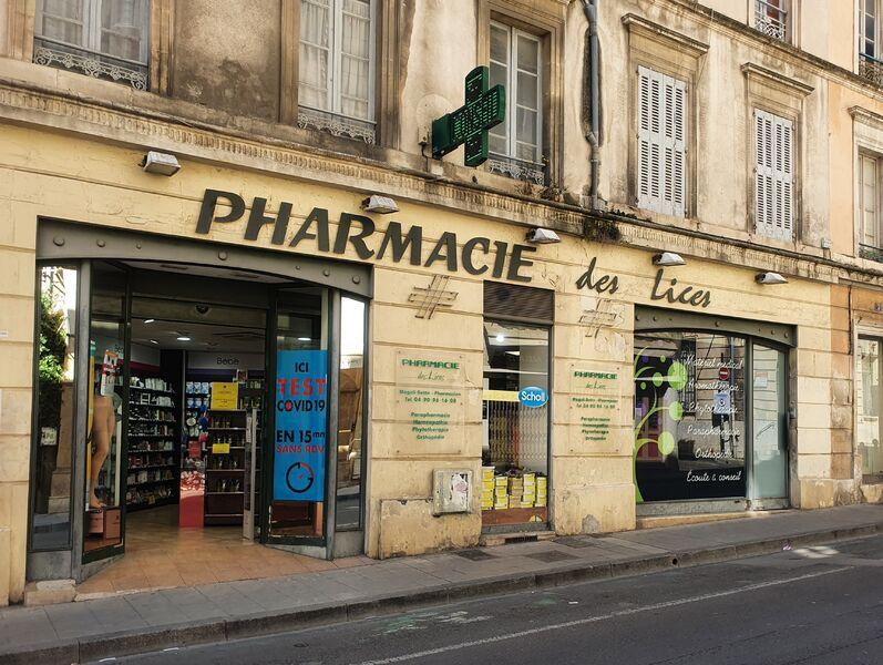 Pharmacie des Lices